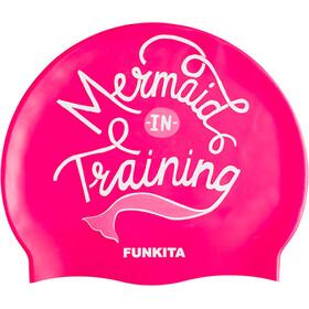 Funkita Swimming Cap - Gorros de natación - rosa